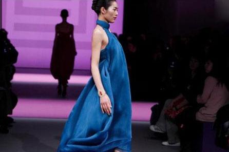 Shiatzy Chen F/W 2011 - Liu Wen