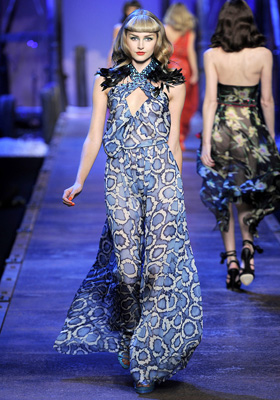 Christian Dior S/S 2011 : Lisanne De Jong