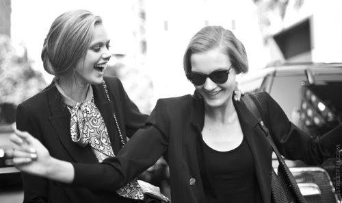 STREETFSN - Frida Gustavsson & Kirsi Pyrhonen
