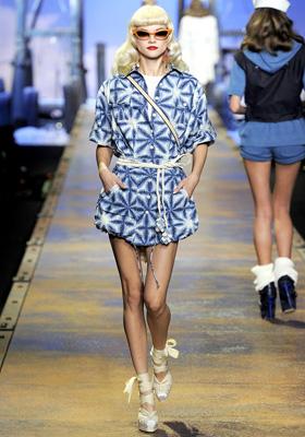 Christian Dior S/S 2011 : Kasia Struss