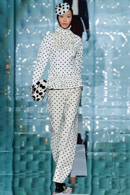 Marc Jacobs F/W 2011 - Shu Pei