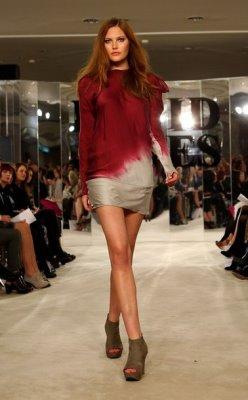 David Jones S/S 2010 : Catherine McNeil