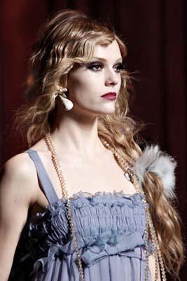 Christian Dior F/W 2011 - Martha Streck