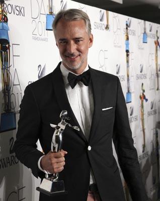 2011 CFDA Fashio Awards - Michael Bastian