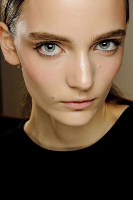Versace F/W 2011 - Zuzanna Bijoch