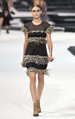 Chanel S/S 2011 : Kori Richardson