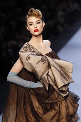 Christian Dior Haute Couture S/S 2011 - Keke Lindgard