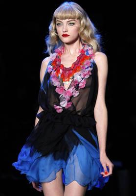 Christian Dior S/S 2011 : Vlada Roslyakova