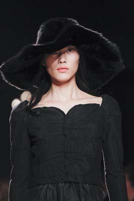 Nina Ricci F/W 2011 - Liu Wen