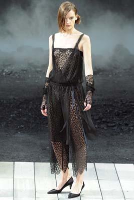 Chanel F/W 2011 - Sara Blomqvist