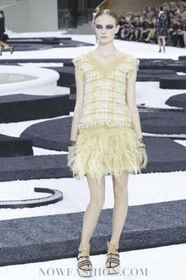 Chanel S/S 2011 : Nimue Smit