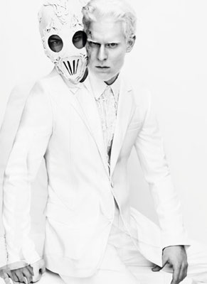 Givenchy S/S 2011 : Jonathan Marquez & Stephen Thompson