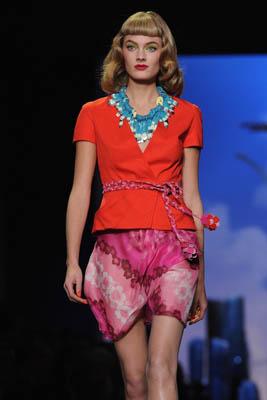 Christian Dior S/S 2011 : Constance Jablonski