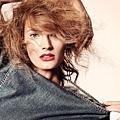 Harper's Bazaar Espan April 2011:Constance Jablonski