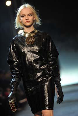 Lanvin F/W 2011 - Ginta Lapina
