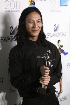 2011 CFDA Fashio Awards - Alexander Wang
