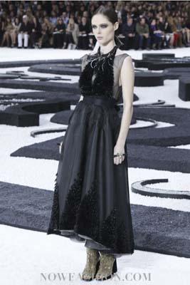 Chanel S/S 2011 : Coco Rocha