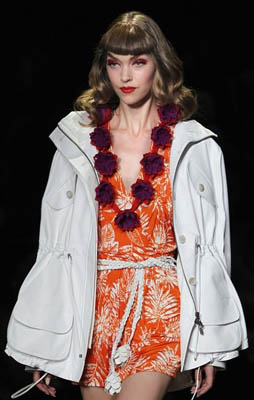 Christian Dior S/S 2011 : Arizona Muse