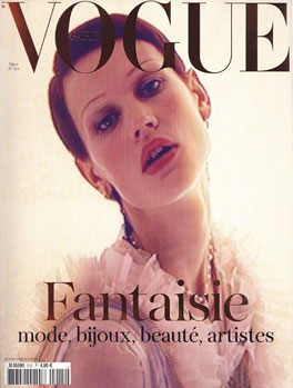 Vogue Paris March 2011 : Saskia De Brauw