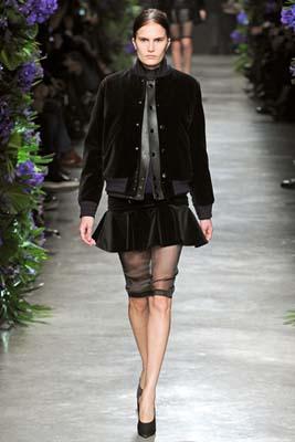 Givenchy F/W 2011 - Alla Kostromichova