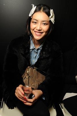 Dolce & Gabbana F/W 2011 - Liu Wen