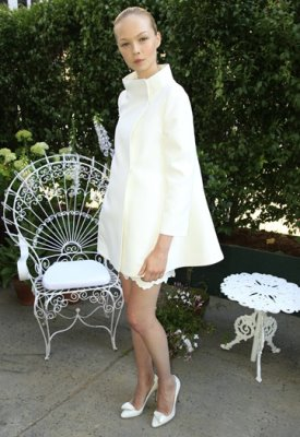 Stella McCartney Resort 2011 - Siri Tollerod