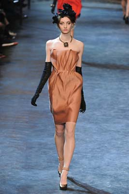 Lanvin F/W 2011 - Codie Young