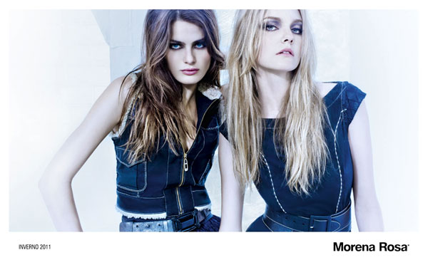 Morena Rosa Fall 2011 - Isabeli Fontana & Caroline Trentini