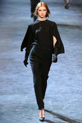 Lanvin F/W 2011 - Olga Sherer