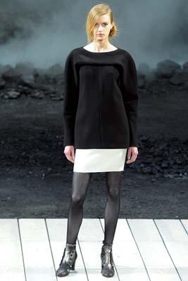 Chanel F/W 2011 - Sigrid Agren