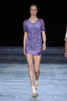 Animale S/S 2011 - Raquel Zimmermann