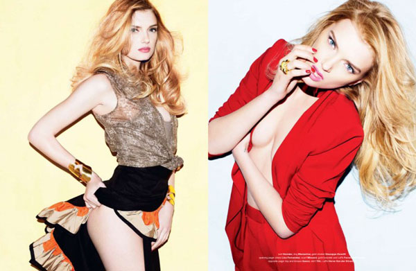Muse #26 Summer 2011:Lily Donaldson