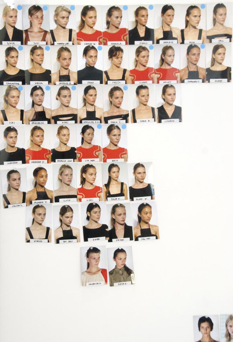 Versace cast