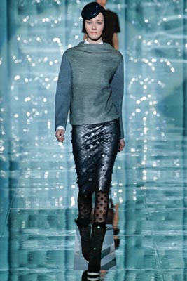 Marc Jacobs F/W 2011 - Jac