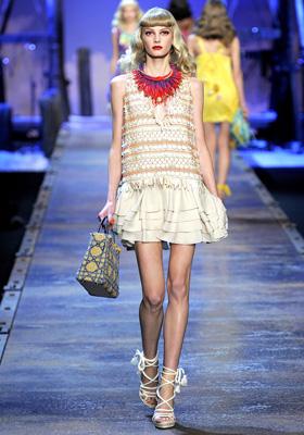 Christian Dior S/S 2011 : Sigrid Agren