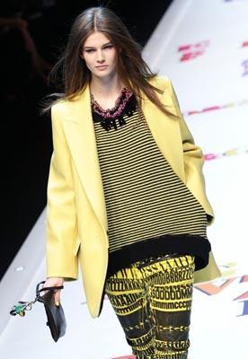 D&G F/W 2011 - Kendra Spears