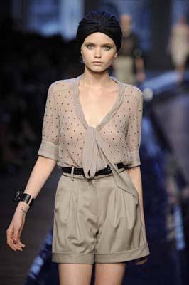 Jason Wu S/S 2011 : Abbey Lee