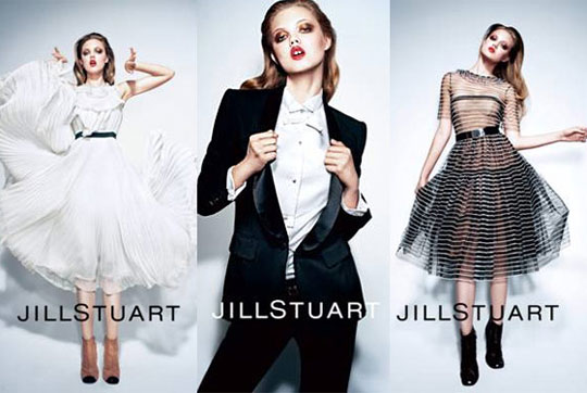 Jill Stuart S/S 2011 : Lindsey Wixson
