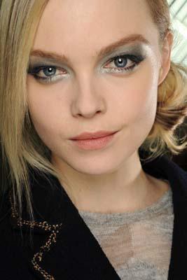 Chanel F/W 2011 - Siri Tollerod