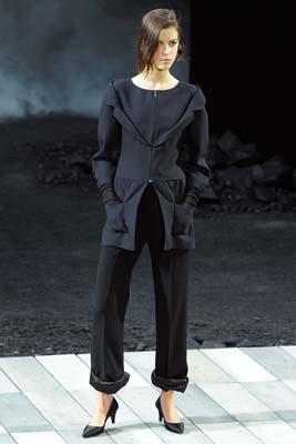 Chanel F/W 2011 - Tati Cotliar