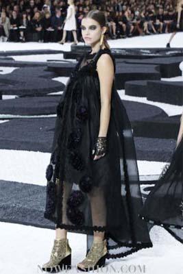 Chanel S/S 2011 : Barbara Palvin