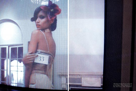 Vogue Italia January 2011
