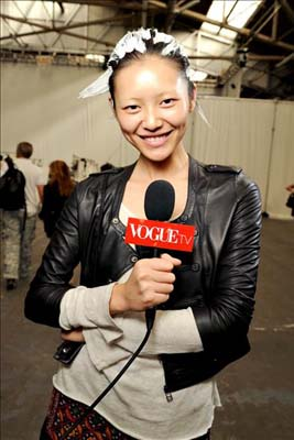Alexander Wang S/S 2011 : Liu Wen
