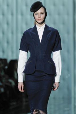 Marc Jacobs F/W 2011 - Juju Ivanyuk