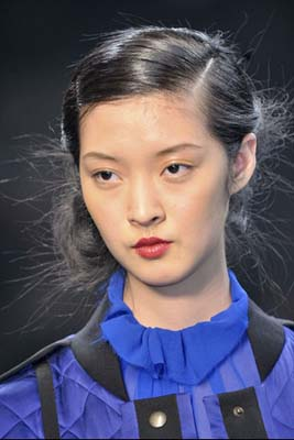 Sonia Rykiel F/W 2011 - So Young Kang