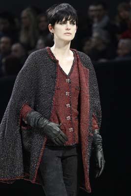 Chanel F/W 2011 - Stella Tennant