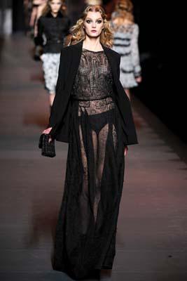 Christian Dior F/W 2011 - Sigrid Agren