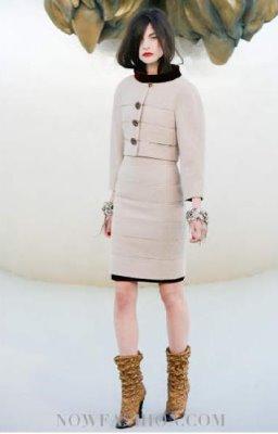 Chanel Haute Couture F/W 10.11