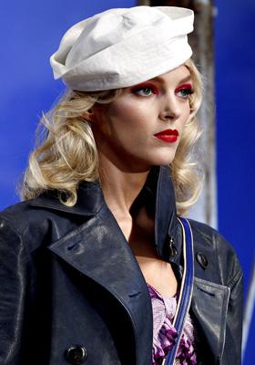Christian Dior S/S 2011 : Anja Rubik
