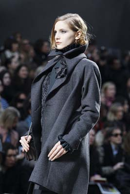 Chanel F/W 2011 - Dorthea Barth Jorgensen